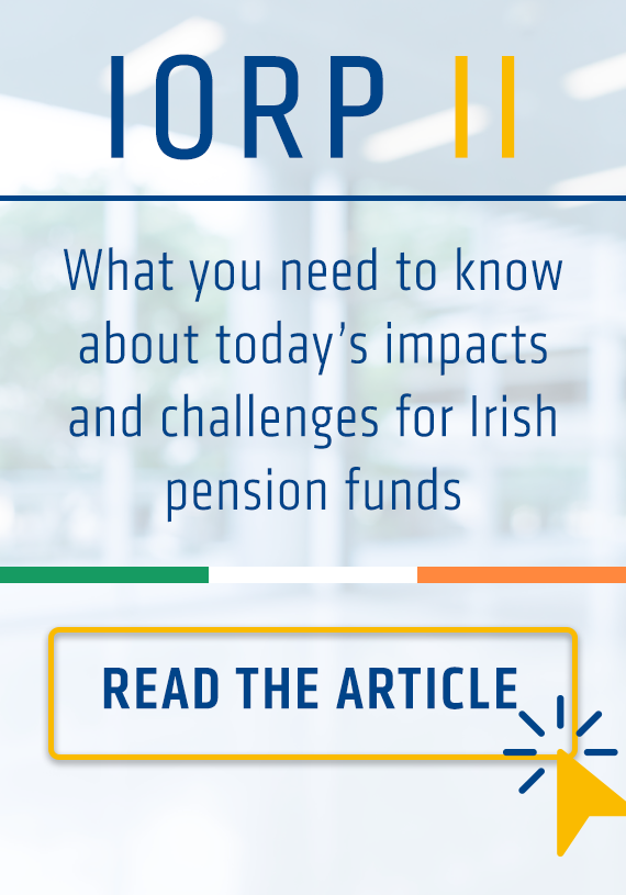 IORP II Directive: New reporting challenges for pension funds