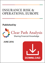 Insurance Risk and Operations, Europe, Clear Path