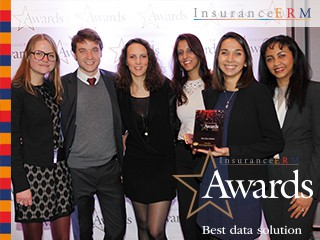Invoke Regulatory - Best Data Solution - Insurance ERM awards